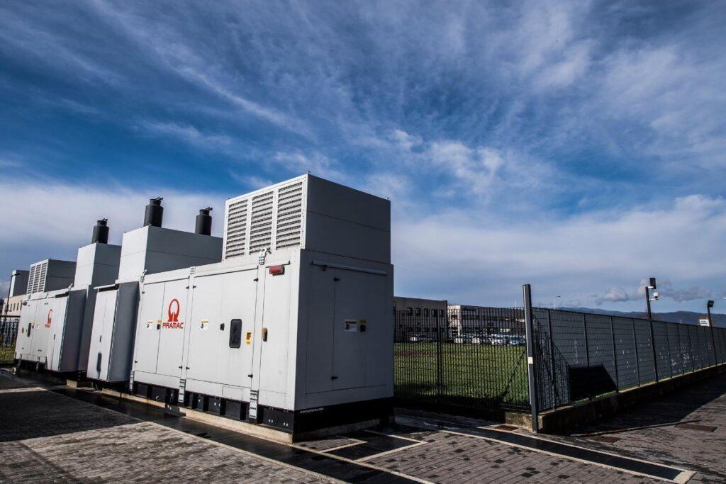 Pramac Everywhere- Providing energy to the Aruba S.p.A. Data Center 2
